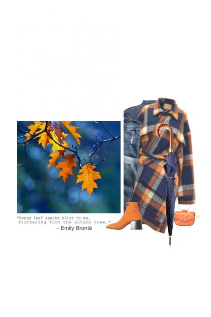 Bonheur D'automne / Autumn Bliss