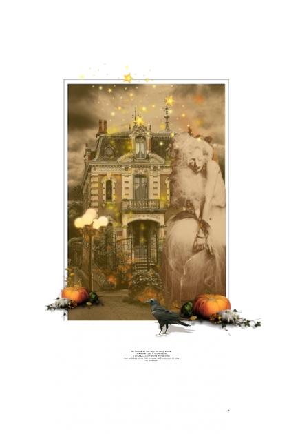 Le Chagrin De La Nuit D'Halloween