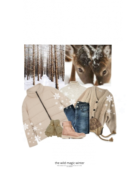 Les Faons / The Fawns