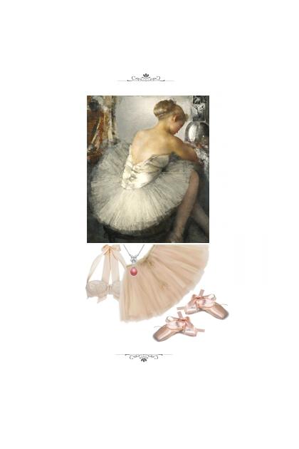 La Ballerine / The Ballerina ☆