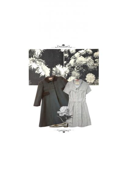 Fleurs D'Hiver / Winter Flowers ☆