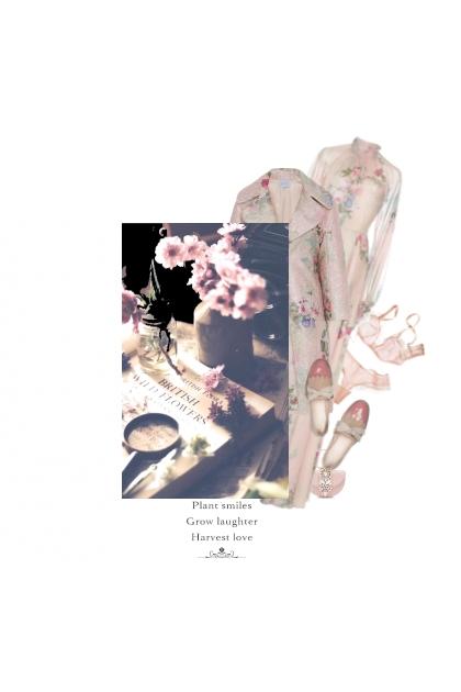 Le Bouquet Anglais / The English Bouquet