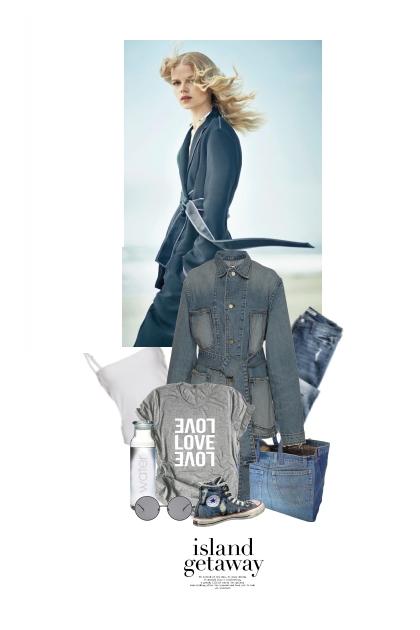 S'Éloigner Pour Un Temps- Fashion set