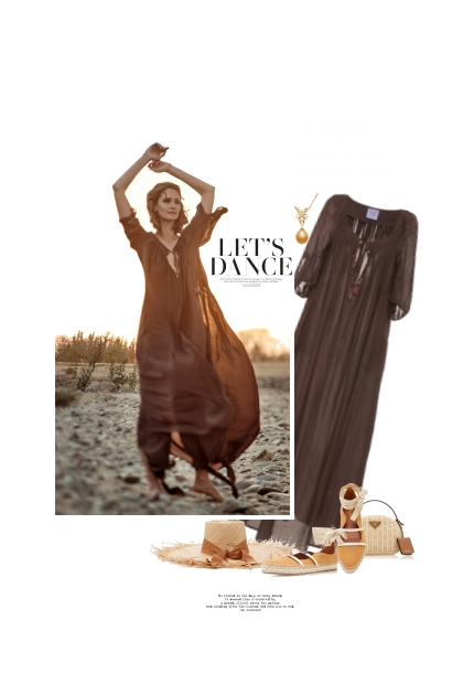 Danser Avec Le Soleil / Dancing With The Sun- combinação de moda