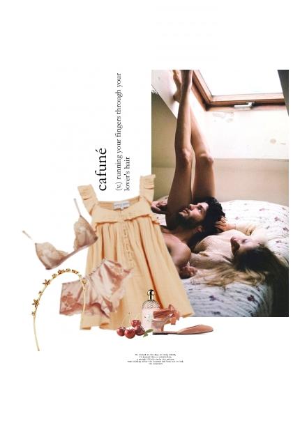 Me Réveiller Avec Lui / Wake Up With Him