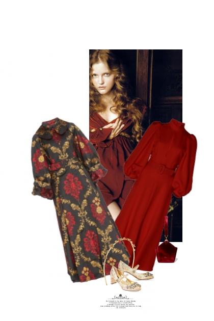 Romance De Renaissance / Renaissance Romance- Fashion set