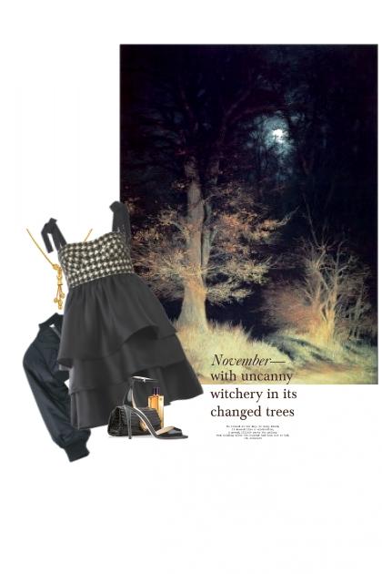 Une Nuit De Pleine Lune / A Full Moon Night