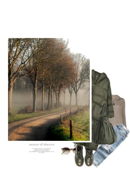 La Longue Promenade / The Long Walk