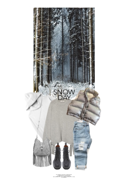 La Forêt Sent La Neige- Fashion set