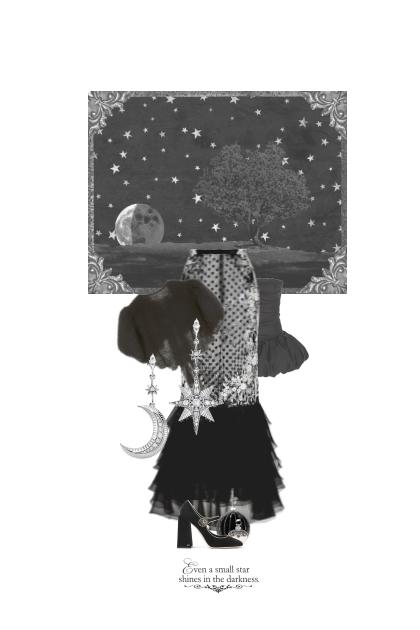 Danser Avec La Face Cachée de La Lune