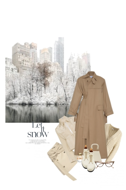 Central Park- Fashion set