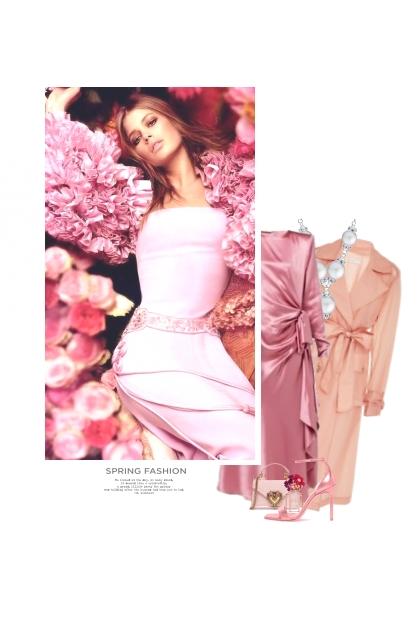 Printemps Lascif / Lascivious Spring- Combinazione di moda