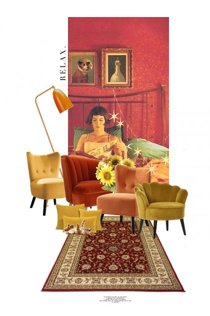 Les Chaises de Velours D'Amélie- Fashion set