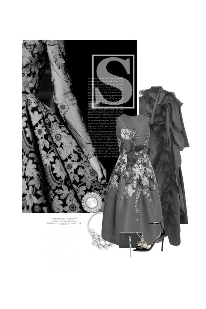 Par Une Nuit D'Automne- Fashion set