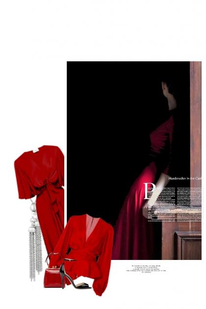 Entre La Lumière Et L'Ombre- Fashion set