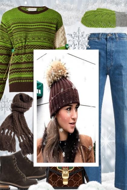 Winter 2- Modna kombinacija