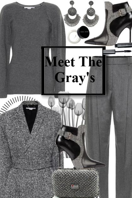 Meet The Gray's
