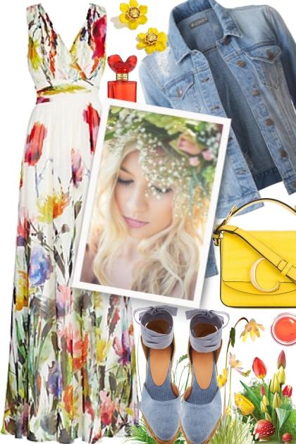 Floral Sensations - Fashion set