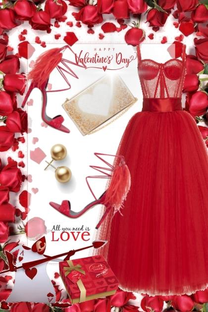 Happy Valentine's Day❤