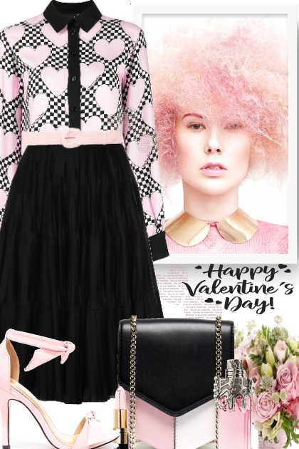 Valentine's ❤❤❤- Fashion set