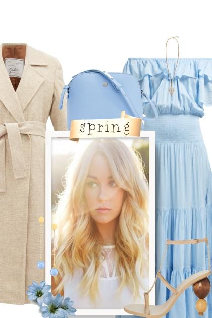Spring Blends- Модное сочетание