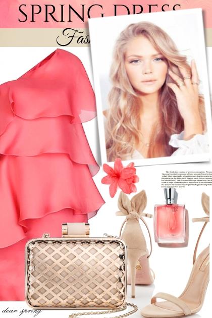 Spring Dresses - Modna kombinacija