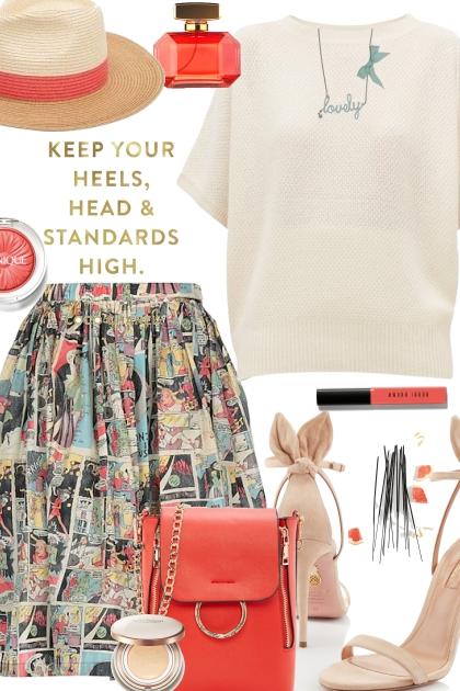 High Standards - Modna kombinacija