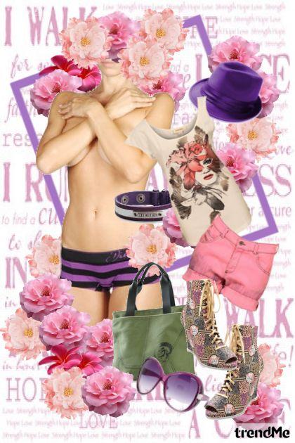 Spring by Diesel- Fashion set