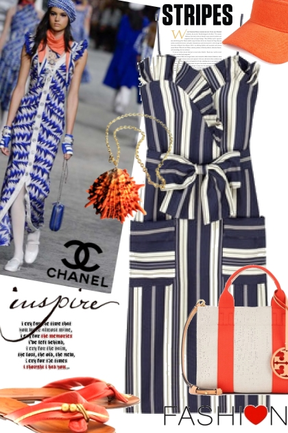 Stripes Inspired by Chanel