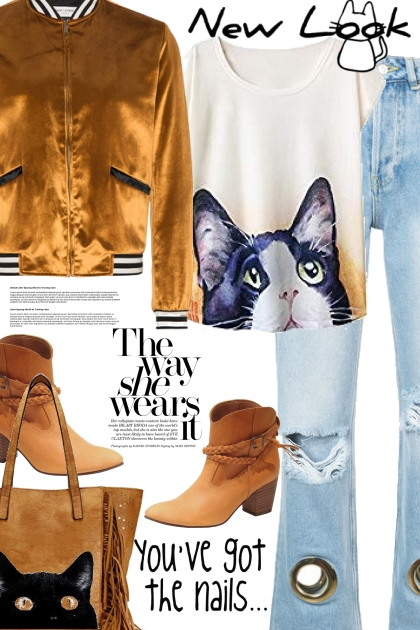 New Look: The Way She Wears It