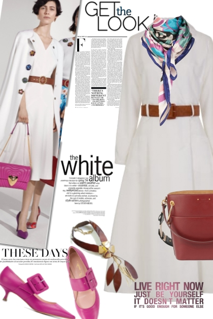 Get the Look: The White Album