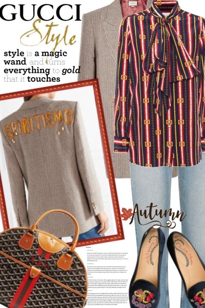 Autumn Gucci Style