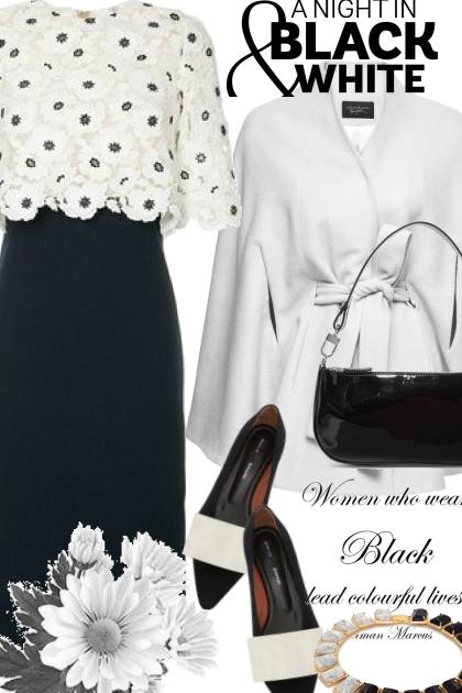 A Night In Black & White