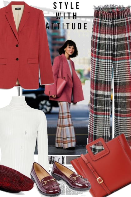 Style With Attitude- Combinaciónde moda