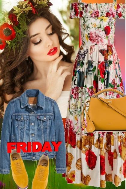 Love Fridays!
