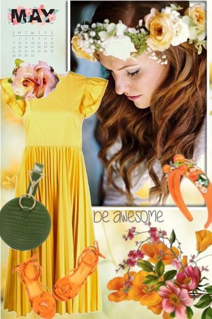 May Flowers- Fashion set