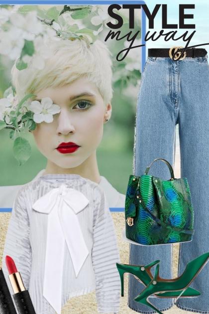 Style My Way- Fashion set