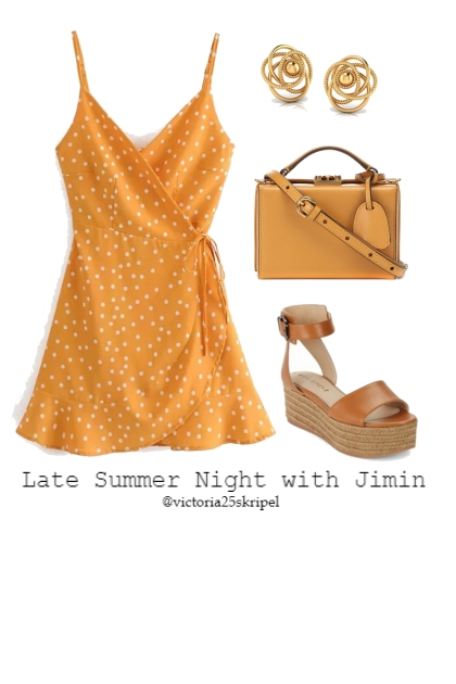 Late Summer Night with Jimin