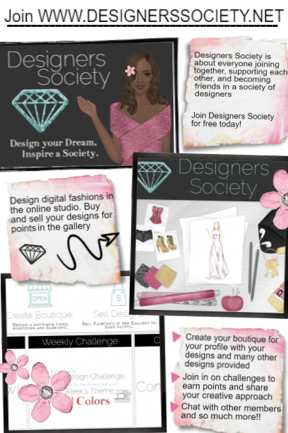 Join www.designerssociety.net