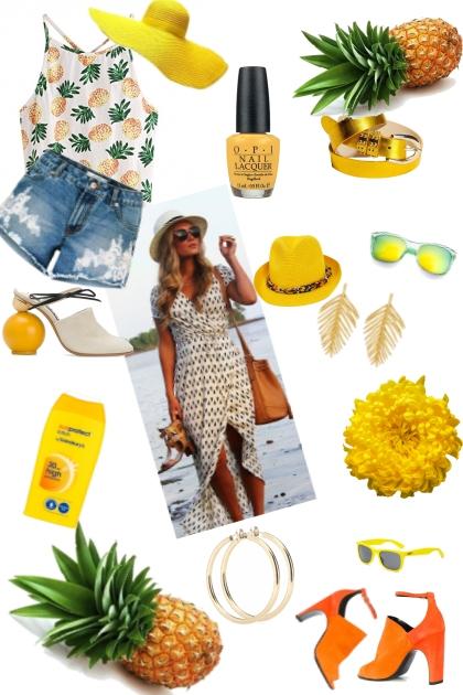 Pineapples & Pumps
