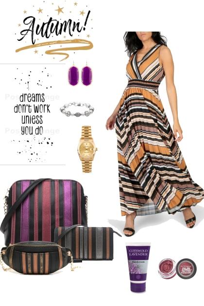 Striped Fashion style