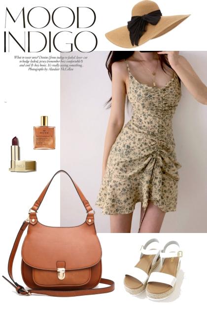 Summer trends- Modna kombinacija