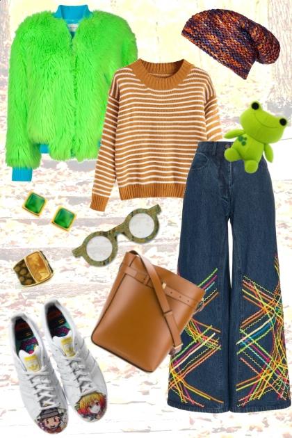 Crazy Autumn- Fashion set