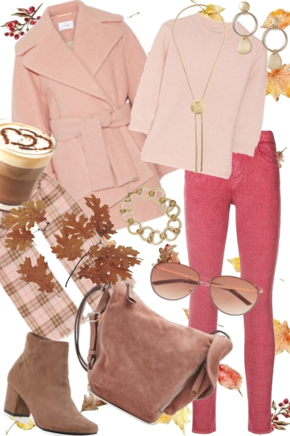 Cappuccino & Pink