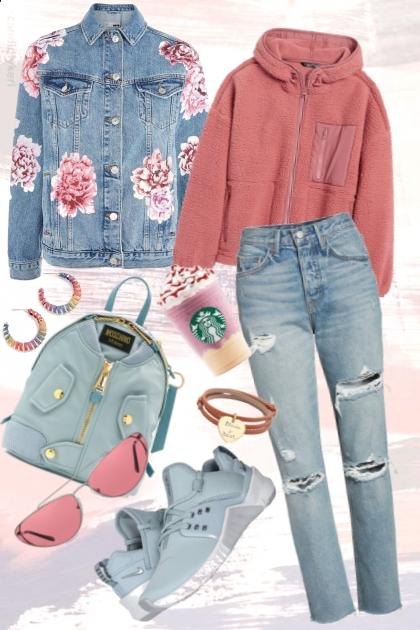 Pink & Denim