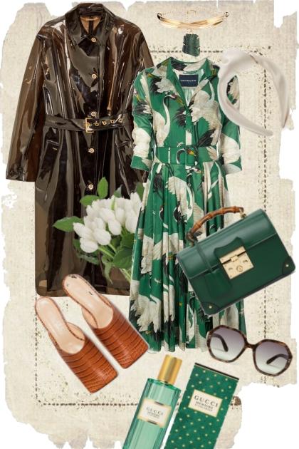 Birds & Blooms- Fashion set