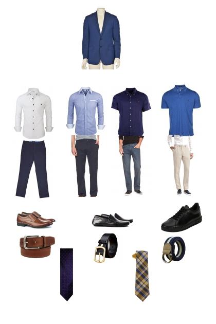 Mens Capsule- Fashion set