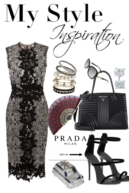 prada- Fashion set