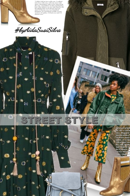 Get inspired in street style!- Fashion set