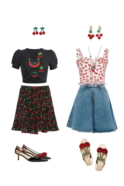 Cherry Bomb- left or right set? which would u wear